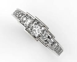 unique women s wedding bands channel set diamond wedding band for womens vidar jewelry