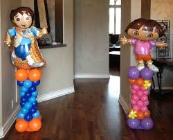 214 best birthday balloon decor images on pinterest balloon