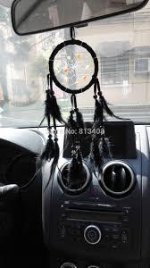 Car Part Home Decor Aliexpress Com Buy 3 Colors Mixed Indian Feather Dream Catcher