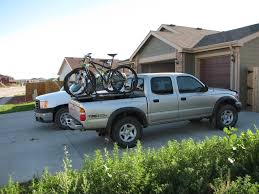 nissan safari pick up pickup truck bike carriers mtbr com