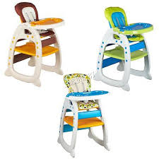 Infant High Chair Foldable Baby High Chair Recline Highchair Height Adjustable