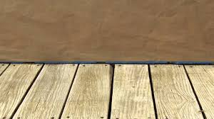 how to paint a wood deck white knight renew it youtube