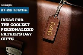 Cool Photo Gifts 13 Cool Personalized Father U0027s Day Gifts 2016 Gift Guide