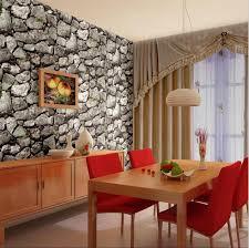 design tapeten shop vintage faux stein muster moderne design tapeten rolle 3d kreative