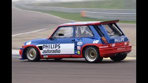 renault 5 turbo group b renault 5 maxi turbo gr b launch action on board youtube