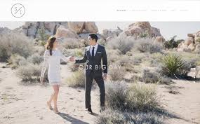 wedding site build your wedding site with squarespace ruffled
