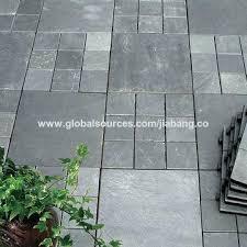 slate deck tiles slate outdoor deck tiles u2013 unexpectedartglos me