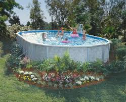 mystique above ground swimming pool poolstore com