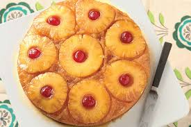 mini pineapple upside down cake pan