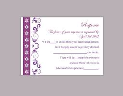 rsvp cards for wedding rsvp template tutti blush pink floral diy response cards free