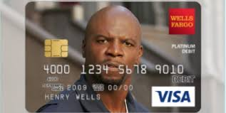 Darrell Meme - terry crews approves of debit card with his face on it