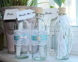 wedding invitations in a bottle blue wedding invitations or save the date a beautiful