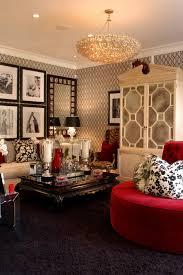 hollywood glam living room hollywood regency style get the look hgtv