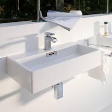Shallow Bathtub Modern Bathroom Sinks Allmodern