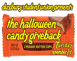 halloween care packages for college students duxbury student union halloween candy giveback 2016