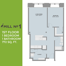 Studio Loft Apartment Floor Plans by View Floorplans Mill No 1 Mixed Use Development Project Of