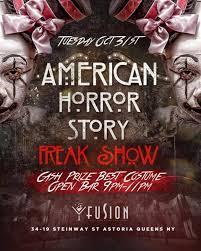 halloween horror nights ticket refund halloween night freakshow tickets fusion lounge new york ny