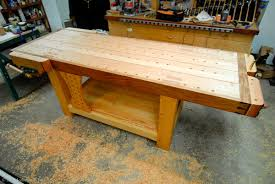 Woodworking Bench Top by My Dog Hole Days Are Over The Bench Blog
