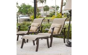 Patio Chair And Ottoman Set Fabulous Outdoor Lounge Chair With Ottoman Patio Things Brown