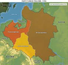 Map Of Germany And Poland by Poland U0027s Strategy Stratfor Worldview