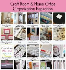 delightful order ideas for organizing your craft room u0026 home office