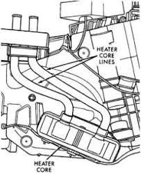 heater dodge dakota 1998 dodge dakota leaking heater heater problem 1998 dodge