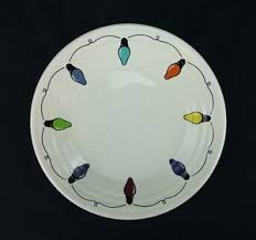 lights homer laughlin china co luncheon plate