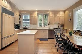 Wooden Kitchen Cabinet by Pictures Of Kitchens Traditional Whitewashed Cabinets