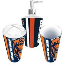 Pittsburgh Steelers Bathroom Set Pittsburgh Steelers Nfl Bath Tumbler Toothbrush Holder Soap Pump