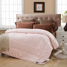 Wool Filled Comforter Buy King Size Wool Filled Comforter Polyester Fabric Solid Color
