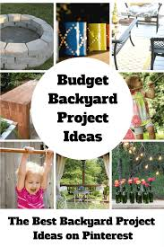 diy budget backyard ideas princess pinky