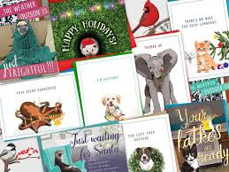 funny holiday cards boxed set of 15 make your own mixed pack