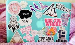 preppy decals 12 best laptop stickers images on laptop stickers