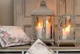 Candle Holders Decorated With Flowers Remarkable Candle Holder Design Ideas With White Painted Wooden