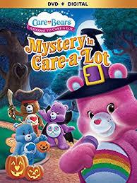 amazon care bears mystery care lot dvd digital