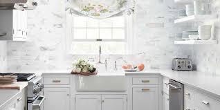 White Kitchen Decorating Ideas Photos Classic White Kitchen White Kitchen Decorating Ideas