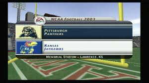 thanksgiving college football games cgr undertow ncaa football 2003 for playstation 2 video game