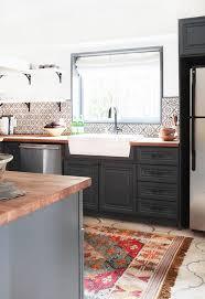 Kitchen Sink Spanish - before and after modern spanish kitchen