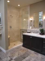 travertine tile shower transitional bathroom bathroom tile colors