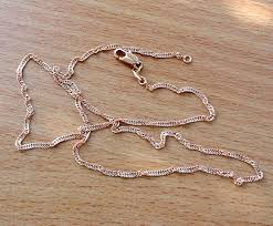 mens rose gold necklace images Gold chain necklace gold jewelry for men jewelry chains men jpg