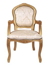 Damask Chair Atlantic Touch
