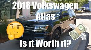 volkswagen colorado 2018 volkswagen atlas is it ready for colorado youtube