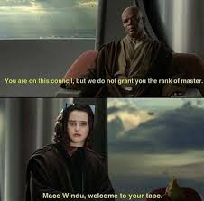 Anakin Skywalker Meme - mace windu welcome to your tape on we heart it