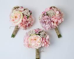 Artificial Flower Bouquets Silk Wedding Bouquet Silk Flowers Silk Flower Bouquet