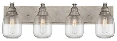Galvanized Bathroom Lighting Glamorous 20 Bathroom Vanity Lights Industrial Decorating