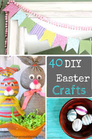 40 diy easter crafts easter crafts for kids and adults