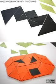 origami halloween halloween tangrams math activity little bins for little hands