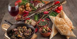 cuisine company superb georgian cuisine tpg travel promotions dmc tour