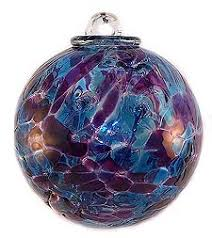 blown glass witch balls witches balls iron elegance