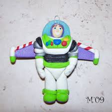polymer clay buzz lightyear ornament marjorie dalgarn flickr